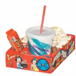 Movie Theatre Zap Pack for $2.00 Coupon! (Popcorn, Drink, Candy)!