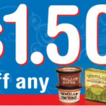 $1.50 Off ANY Wholly Product Coupon = Cheap Guacamole!