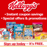 It's Back! Kellogg's: Up to $15 in High-Value Coupons!