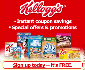 Screen shot 2011 03 01 at 2.26.05 PM New Kelloggs Coupons + Special Offers & Promotions