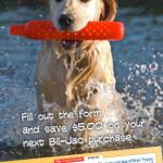 Bil-Jac $5/1 Purchase Coupon = FREE Dog Treats?!