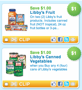 Screen shot 2011 04 30 at 8.19.00 AM *HOT!* Theyre Back! New High Value Libbys Coupons