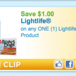 Coupon Of The Day: Save $1.00 off ONE Lightlife Product!