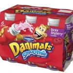 Target: Danimals Yogurt Smoothies ONLY $0.49!