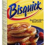 Bisquick $0.50/1 Pancake or Waffle Mix Coupon