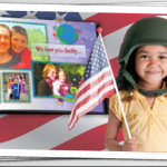 FREE 20 Page Personal Photo Book to Military Address + FREE Shipping!