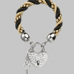 NoMoreRack: FREE Heart Bracelet w/ Locking Key! (Refer 5 Friends)