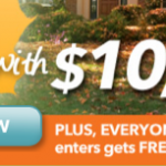 Enter to Win $10,000 Home Improvement Sweepstakes + FREE Flower Seeds!
