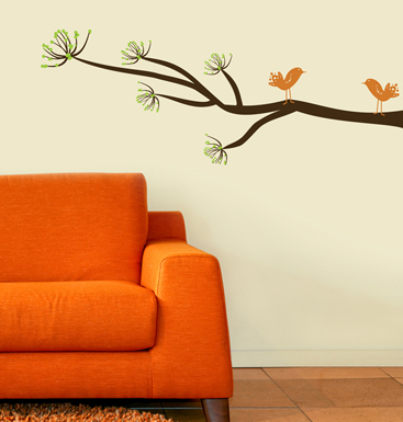 Groupon: $50 Voucher to Dali Decals Vinyl Wall Decor ONLY $20
