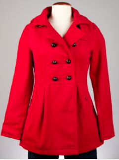 Cute Womens Jackets on Totsy for $15.00