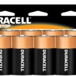 *HOT* Amazon: 8 pack of Duracell Coppertop D Batteries ONLY $7.72 Shipped!