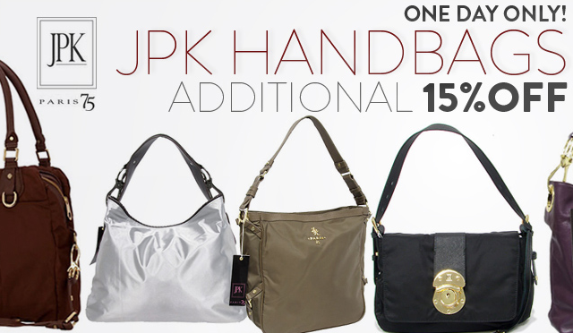 Today Only At Nowornever All Jpk Paris Purses