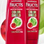 FREE Garnier Color Shield Shampoo and Conditioner Sample