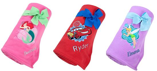 Personalized Disney Fleece Throw Extraordinary Tinkerbell Fleece Throw Blanket