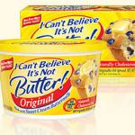 High Value I Can't Believe It's Not Butter Product Coupons!