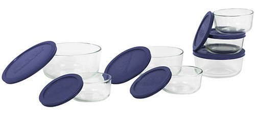 Screen shot 2011 11 05 at 8.56.01 PM Amazon: 14 Piece Glass Pyrex Storage Set w/ Lids ONLY $18 Shipped (Reg. $24.99)