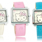 *HOT* LOTS Of Hello Kitty Watches ONLY $2.52 + FREE Shipping (Diamonds, Round, Square)!