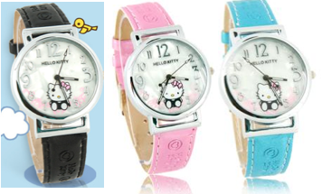 Screen shot 2011 11 07 at 6.10.06 PM *HOT* LOTS Of Hello Kitty Watches ONLY $2.52 + FREE Shipping (Diamonds, Round, Square)