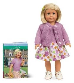 Screen shot 2011 11 07 at 7.45.30 AM Walmart: American Girl Mini Doll and Book Set ONLY $13.97 Shipped! (Reg. $22.00)