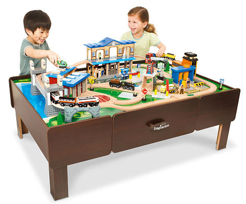Kidkraft Waterfall Mountain Train Set And Table Only 119 99  sc 1 st  Modern Coffee Tables and Accent Tables & Babies R Us Train Table | Modern Coffee Tables and Accent Tables