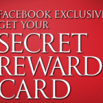 *HOT* Hurry – FREE Victoria's Secret Reward Card ($10, $50, $100 or $500 Value)!