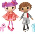 Amazon: Lalaloopsy Dolls – Sir Battlescared And Lady Stillwaiting set $34.99 Shipped!