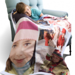 *HOT* Personalized Fleece Photo Blanket ONLY $20 + Shipping (Reg. $42.99)!