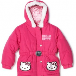 Amazon: Girls Hello Kitty Jacket Only $22.50 Shipped (Reg. $75.00)!!