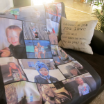 *HOT* Personalized Fleece Photo Blanket ONLY $20 + Shipping (Reg. $44.99)! Valentine's Day Gift