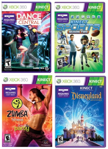 HOT* Amazon: Buy 2 Xbox 360 Kinect Games Get 1 FREE! (Sports
