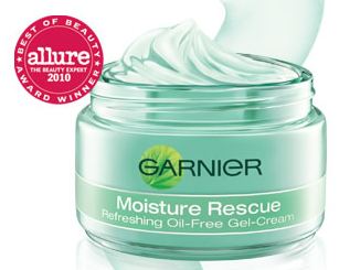 Screen shot 2011 12 22 at 11.41.05 AM FREE Sample of Garnier Moisture Rescue Refreshing Oil Free Gel Cream