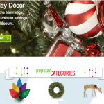*HOT* Lowe's Online: Christmas Decorations 75% Off + FREE Shipping!