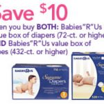 *Smokin' HOT* Babies R Us: Diapers and Wipes Only $1.50 each Box!