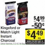 *HOT* Kroger: FREE Kingsford Charcoal with $5/1 Coupon!