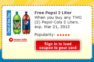 Screen shot 2012 03 02 at 8.20.54 AM Krogers and Affiliate Stores: Buy 2 Pepsi 2 Liters Get 1 FREE Coupon