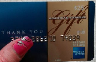how to get american express gift card without fee