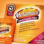 FREE 4 Sachets of Metamucil Fiber + Coupons!
