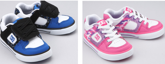 HOT  Zulily  DC Skater Shoes Kids and Toddlers Shoe Sale! (Girls   Boys)  Only  17.99! dc6419ec0