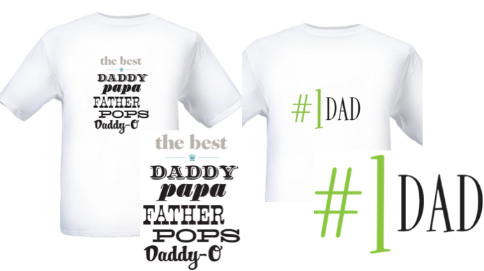 0f99c3823ea50 Mother's Day & Father's Day Personalized T-Shirt ONLY $2.00 – You ...