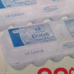 Albertsons: One Dozen Large Eggs Only $0.72 (reg. $1.69!)