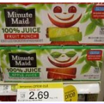 *HOT* $1/1 Minute Maid Coupon RESET?! = Only $1.69 at Target!