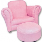 Children's Trend Lab Stuffed Chair with Ottoman Only $57.48 Shipped (Reg. $120!)