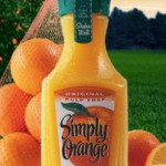 *HOT* Target: Simply Orange Juice Only $1 with New Coupons!
