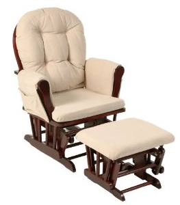 Screen shot 2012 04 05 at 8.52.32 AM Amazon: Stork Craft Hoop Glider and Ottoman Only $129 Shipped (Reg. $200)