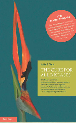 Screen shot 2012 04 08 at 6.28.37 PM FREE Dr. Hulda Clark's The Cure For All Diseases Book and DVD!