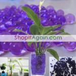 FREE Purple Magical Bag of Crystal Mud Soil Water Beads + FREE Shipping!