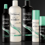 FREE Trial Size Sample of TRESemme Split Remedy Shampoo and Conditioner