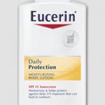 2 FREE Eucerin Daily Protection Moisturizing Lotion Samples