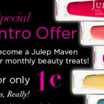 *HOT* $40 Worth of Julep Maven Mani/Pedi Items ONLY $0.01 + FREE Shipping!