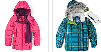 HOT!* JcPenney: Kids Winter Coats Only $5 Shipped!